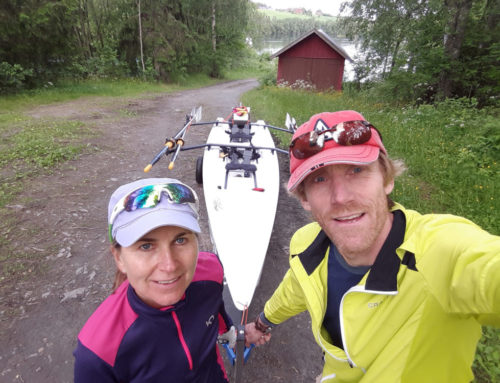 From Lake Mjøsa to Salty waters / A Liteboat Norway adventure