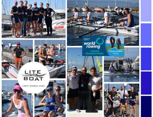 WRCC Thonon 2017: L'Argent pour le LiteRace2X