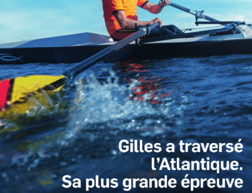 Gilles Ponthieux, a member of the Liteboat community with Parkinson's disease, has set himself a challenge: Crossing the Atlantic with strength of arms!