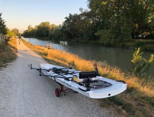 The Canal du Midi in LiteSport 2x – an adventure in autonomy