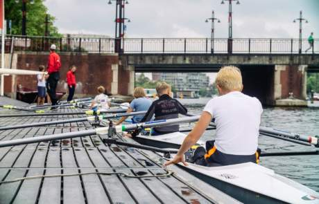 Top Row | Recreational rowing boats | Liteboat