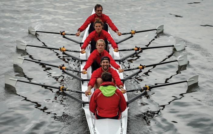 Top Row | Recreational rowing boats | Liteboat
