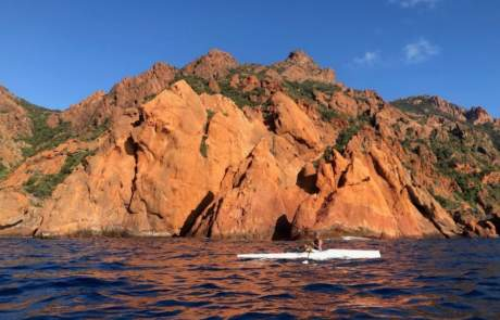 Corsica | Recreational rowing boats | Liteboat