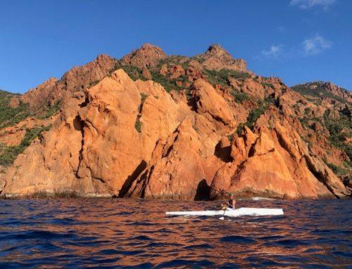 Corsica in LiteRace 1X