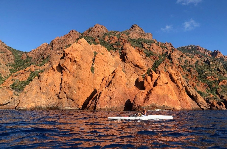 Corsica | Recreational rowing boats | Liteboat