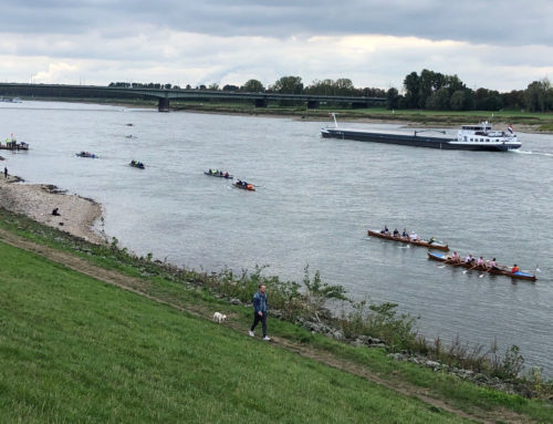 Rhine marathon