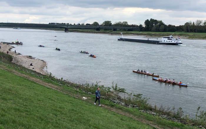 Rhein marathon | Recreational rowing boats | Liteboat