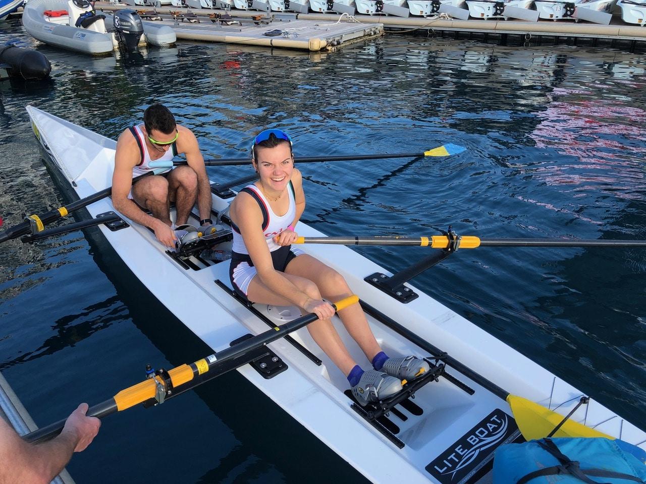 Challenge Albert II Monaco Liteboat